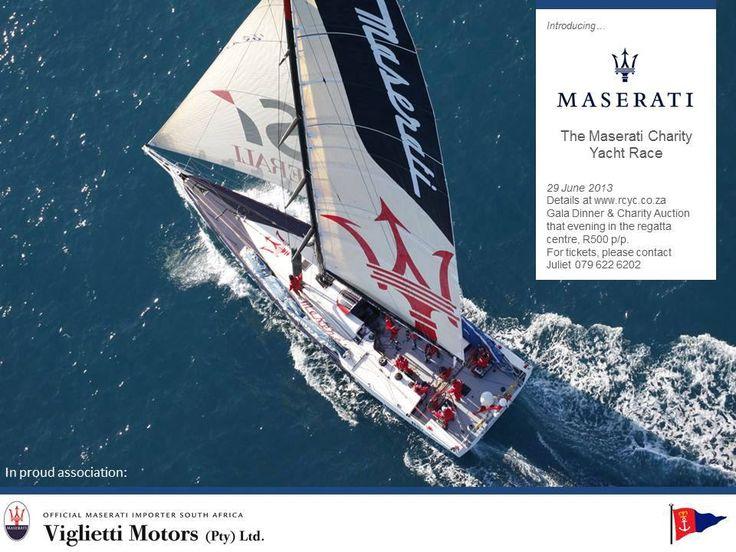Maserati - The Race