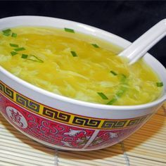 "Egg Drop Soup (Better than Restaurant Quality!) | ""Wow! This soup was quick and easy, and best of all, it tasted great."""