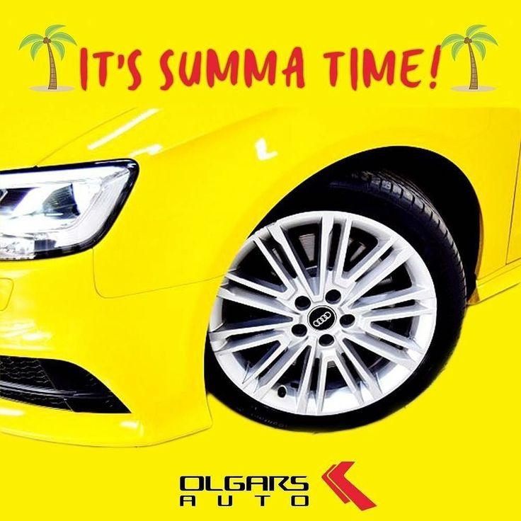 Its Summer Time!! #summavibes  #olgarsauto