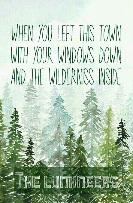 Angela ~ The Lumineers