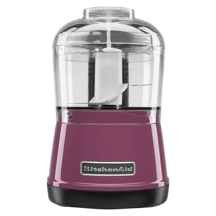 KitchenAid 3.5 Cup Food Chopper - KFC3511, Boysenberry