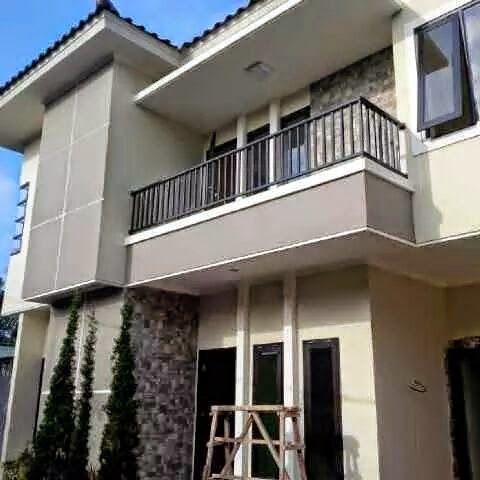 Property n General Contractor: Cluster Nuasa Kelapa Hijau Jagakarsa For Sale 2 Unit