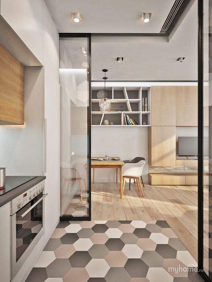 Квартира-студия Studio 30