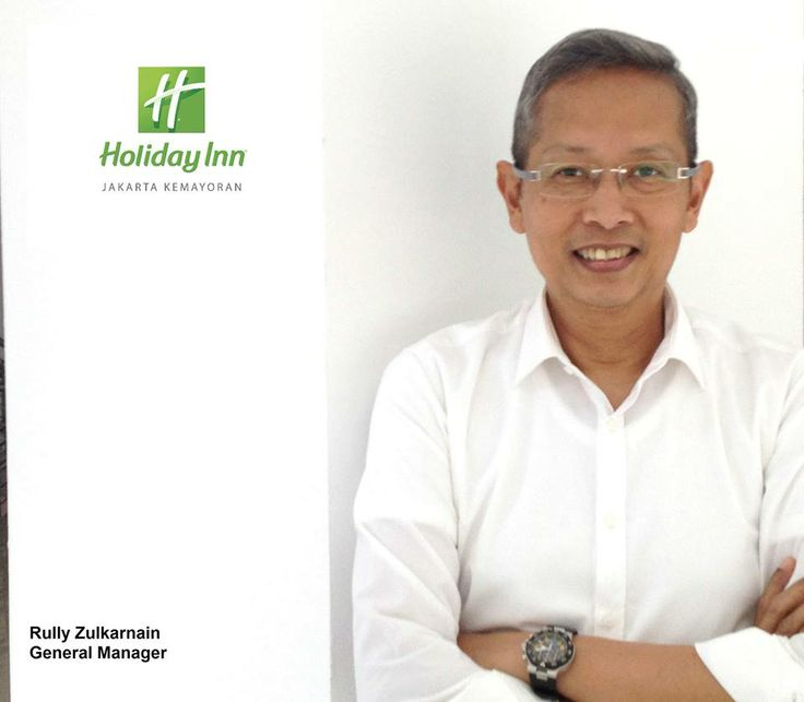 """""""Kemayoran area has the potential to attract investors to expand their business especially properties and we believe we can fulfill the market demand for Holiday Inn hotel"""" said Rully Zulkarnain, General Manager at Holiday Inn Jakarta Kemayoran.  """"As one of the world's big hospitality companies and delivered by great people, we bring the Holiday Inn brand to life""""   -General Manager Holiday Inn Jakarta Kemayoran, Rully Zulkarnain"""