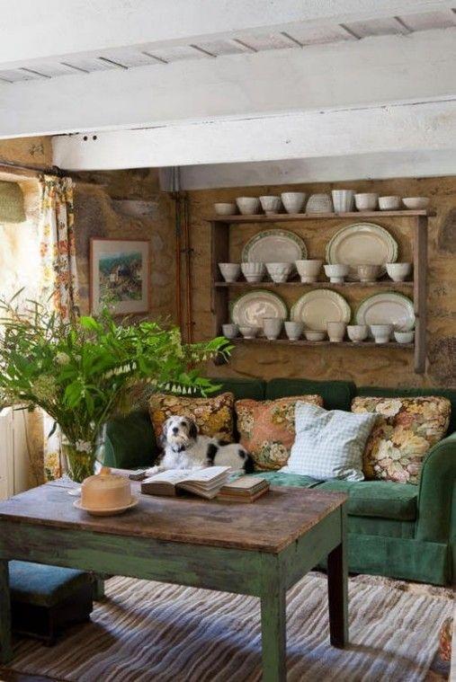 Jam dinding english style decor
