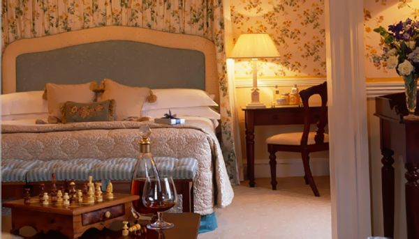 The Vineyard Suite at Longueville House