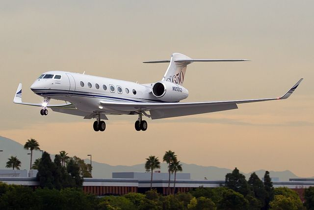 g650 gulfstream | Gulfstream G650 N650GD | Flickr - Photo Sharing!