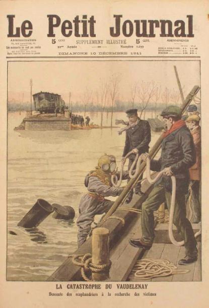 Scaphandrier pieds lourds scaphandrier et sous marin pinterest pieds - Le journal d eyragues ...