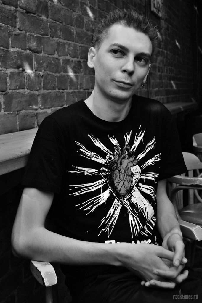 Володя Котляров (группа Порнофильмы): «Я хотел бы как Игги Поп — рубиться до конца». | RockTimes