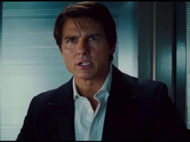"""I got: You're Ethan Hunt!! Which """"Mission Impossible: Rogue Nation"""" Character Are You?"""