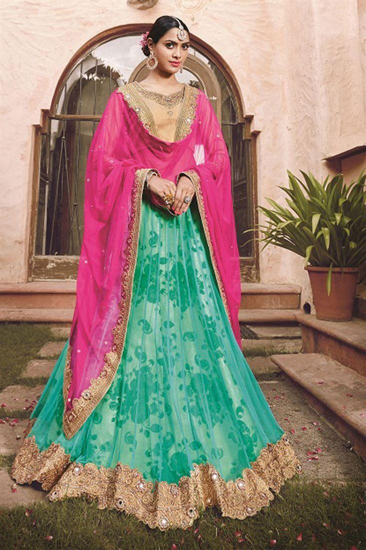 52 best Wedding Lehenga Online Shopping from She Bazaar images on ...