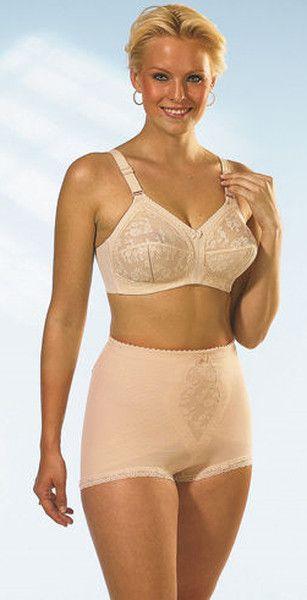 Shaping Panties Amp Matching Bra Foundation Garments
