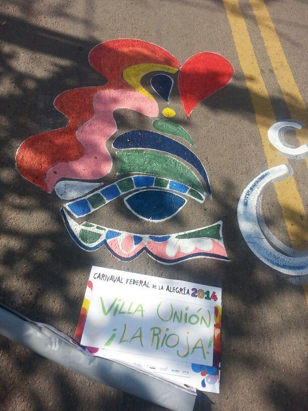 Las calles de llenan de color en #VillaUnion, #LaRioja #NorteArgentino #CarnavalFederal2014 #Carnaval #ArgentinaEsTuMundo #Argentina #Viajes #Eventos | Para más info, entrá a www.facebook.com/viajaportupais