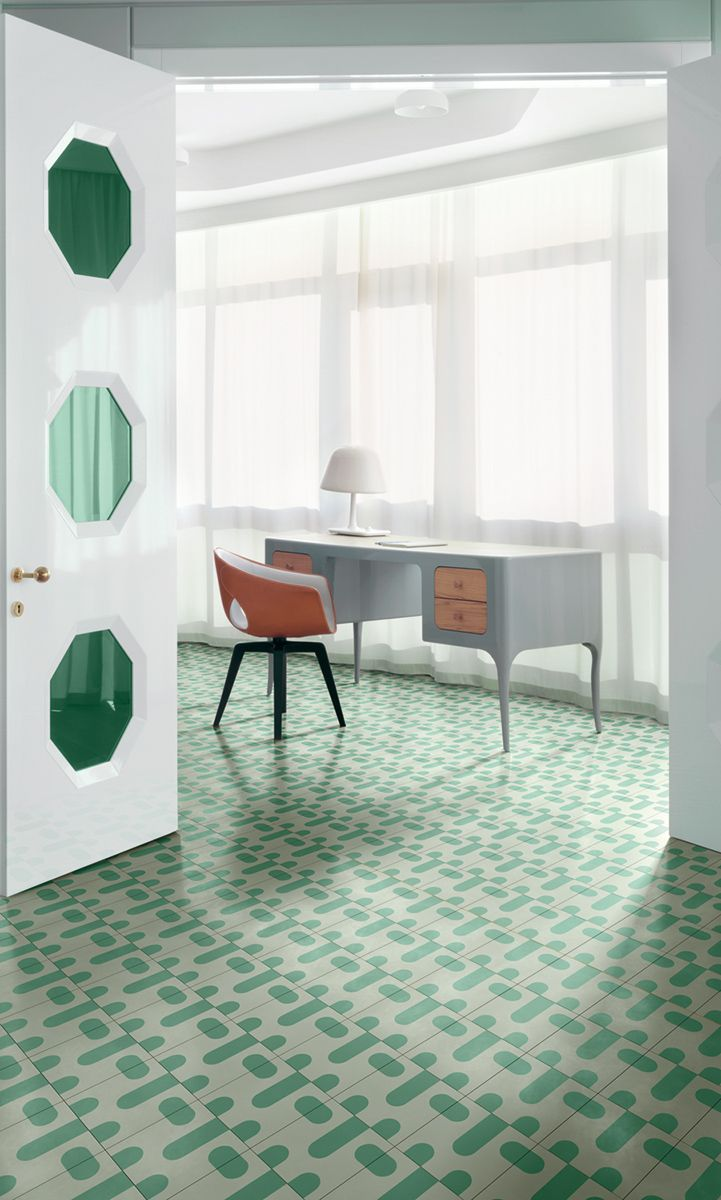 BISAZZA HAYON TILES COLLECTION 2014