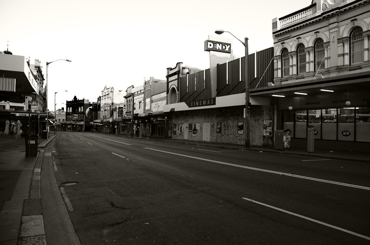 early morning K.St