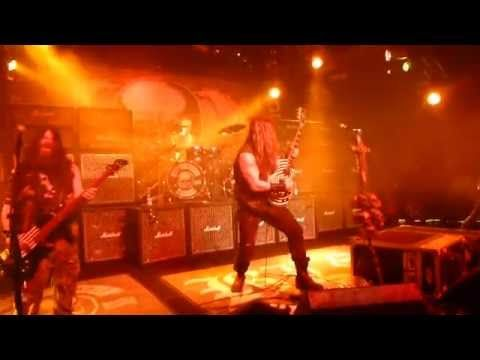 Black Label Society - Suicide Messiah - Hamburg (Markthalle) 02.07.2014