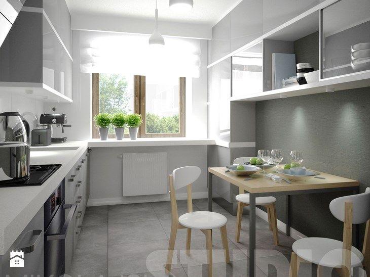 Skandynawska kuchnia - zdjęcie od MIKOŁAJSKAstudio