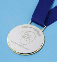 Best of the Best Medal