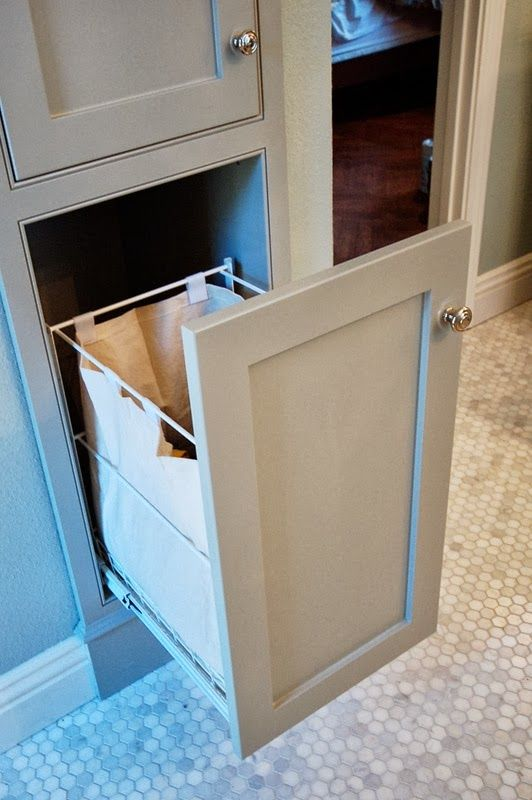 10 best Built in hamper images on Pinterest | Laundry hamper, Laundry bin and The laundry