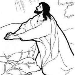 coloring pages garden of gethsemane | 1000 in 2020 | Jesus ...
