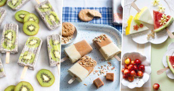 20 easy ice cream recipes