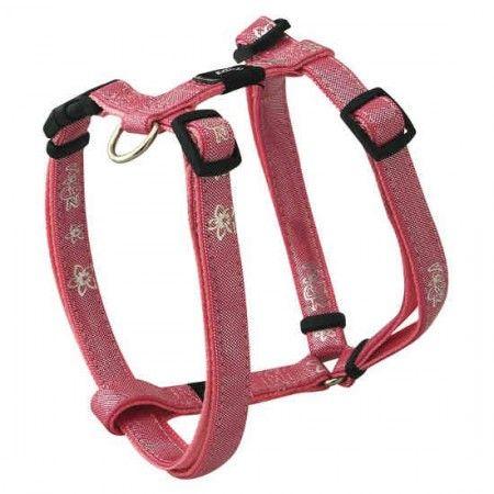 Rogz Pupz Zing Zip Zap Dog Harness Pink - Small - Rogz pupz - globaldogshop.com