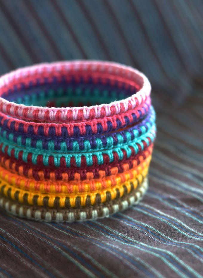 #dyi #bracelets Maryandpatch macramé bracelets