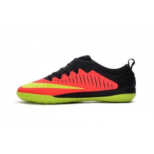 Bast Nike Mercurial Finale II IC Orange Gron Fotbollsskor