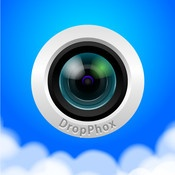 DropPhox - Snap and send to Dropbox  By DaVinciWare Inc.