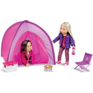 My Life As Camping Doll Accessory Set - emma wants it