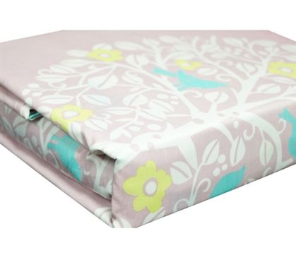 Frosted Lolly Twin XL Sheet Set Twin Extra Long Sheets Dorm Bedding for Girls
