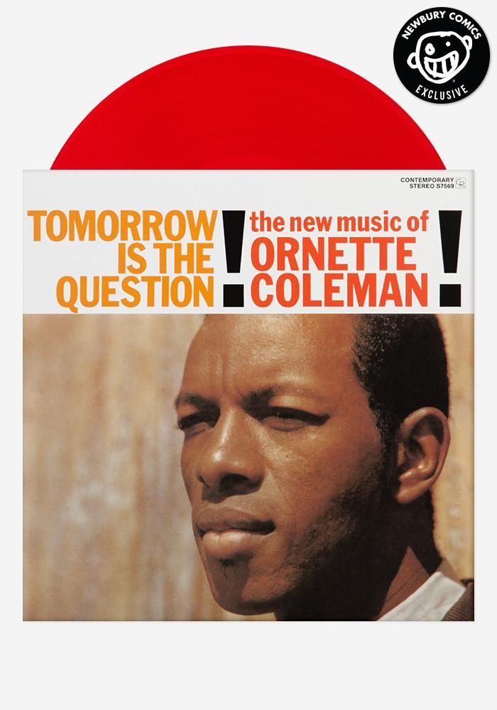 Ornette Coleman Tomorrow Is The Question Exclusive Lp Ornette Coleman This Or That Questions Coleman