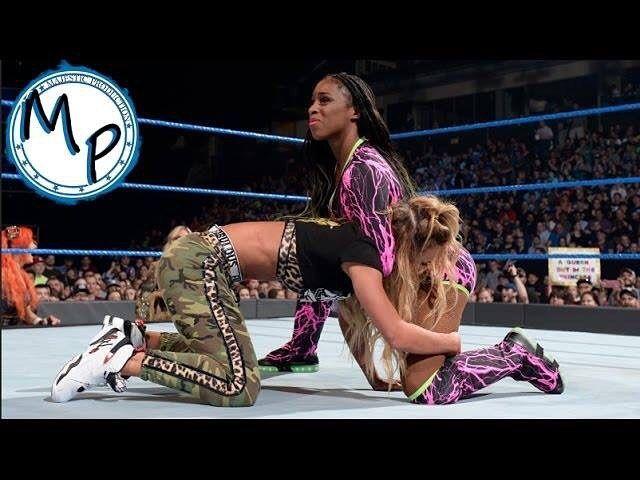 @carmellawwe vs. @trinity_fatu from last week on #WWESmackDownLive  https://youtu.be/qOPH6-ylSSU  #prowrestling #pro #wrestling #wrestlemania #wrestler #mma #fight #mixedmartialarts #fighting #fighter #youtube #youtubers #youtuber #channel #WWE @WWE #SDLive #WWESmackdown #WelcomingCommittee #Naomi #CharlotteFlair #BeckyLynch #Natalya #Carmella #Tamina #WWEBacklash