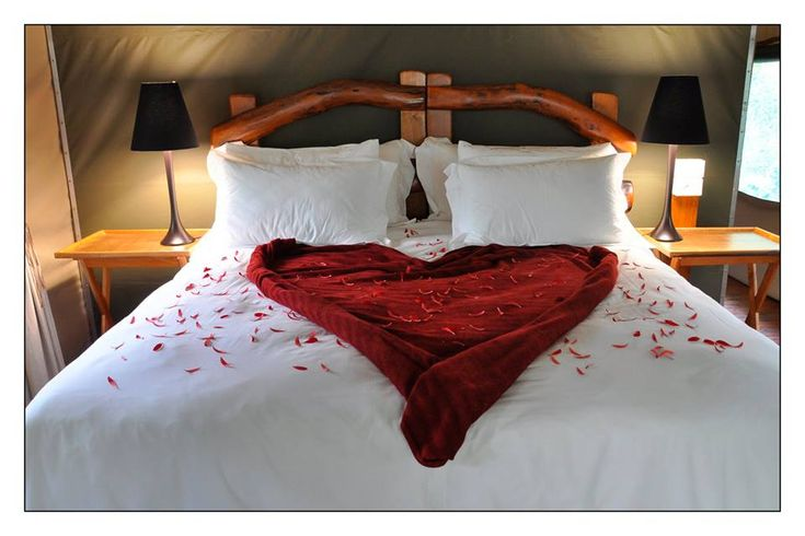 Valentines weekend 2018  Choose either of the following weekends; 9-11 Feb or 16-18 Feb  Option 1 Fully catered R5 900.00 (2 guests, 2 nights) Black Leopard Camp is a Luxury 4 Star tented Lodge, nestled in the mountains just outside the town of Lydenburg, Mpumalanga. This special offer includes;  All meals including one candlelight private dinner on your deck with complimentary bottle of champagne 1 guided game drive, additional game drives charged at R250.00 per person Unlimited tea and…