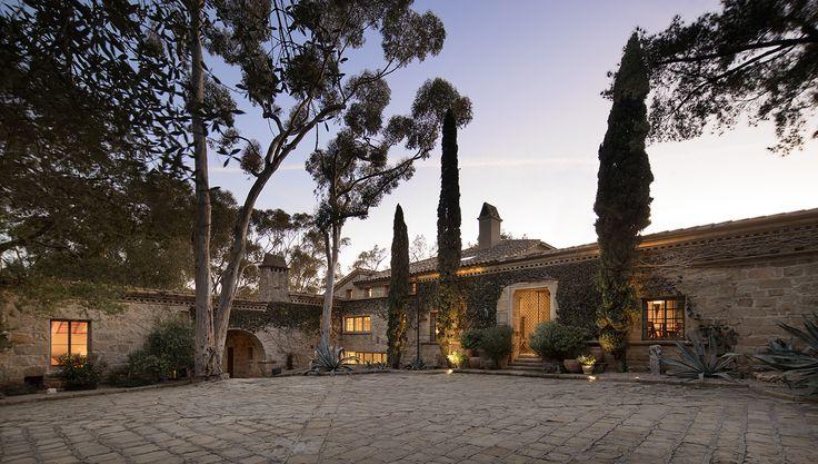 Ellen DeGeneres Lists Montecito Villa for $45 Million