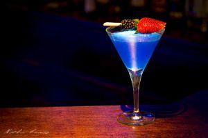 Blue Margarita, una magnífica manera de refrescar tu día #coctel #margarita #blue #jdlm #bartender