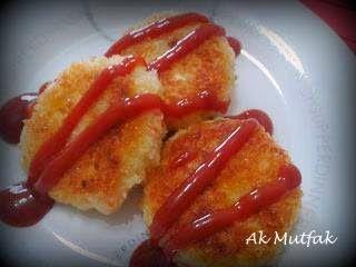 Ülkemizden ve Uzak Doğudan Nefis Yemek Tarifleri: Kore Usulü Patates Kroket