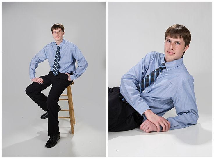 Formal senior pictures