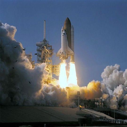 Kennedy Space Center Opens New Space Shuttle Atlantis Exhibit: http://thingstodo.viator.com/orlando/kennedy-space-center-opens-new-space-shuttle-atlantis-exhibit/