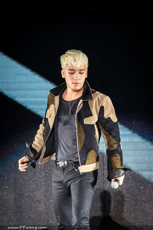 160313 Seungri - VIP Fan Meeting in Shanghai