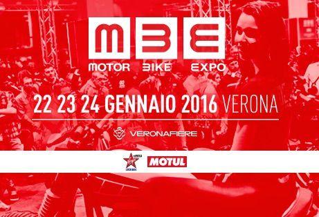 Motor Bike Expo 2016 torna a Verona dal 22 al 24 gennaio 2016 @gardaconcierge