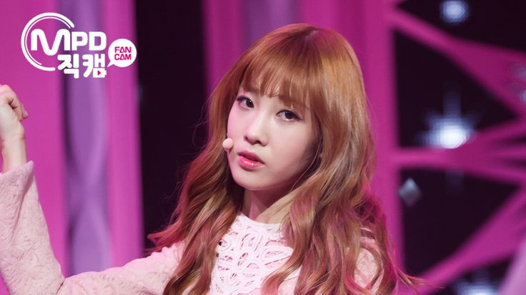 [엠넷 엠피디직캠] 러블리즈 지애 직캠 Destiny Lovelyz Jiae Fancam @Mnet MCOUNTDOWN_160428
