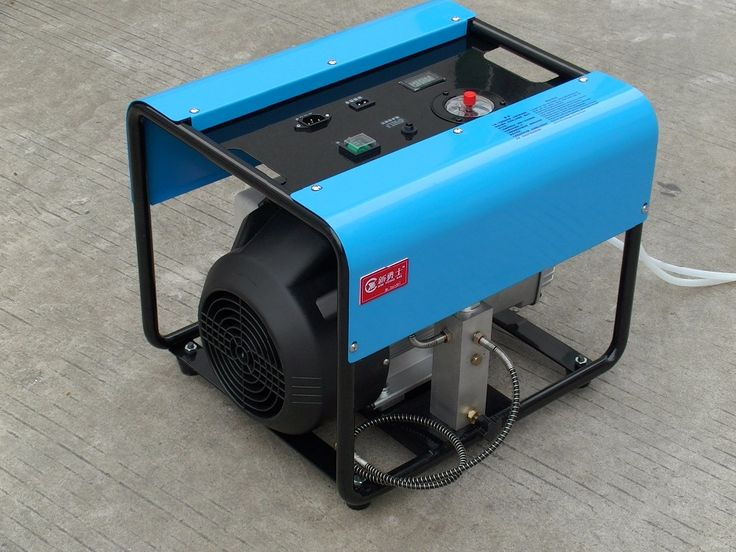 300bar 30mpa 4500psi  high pressure portable pcp electric air compressor