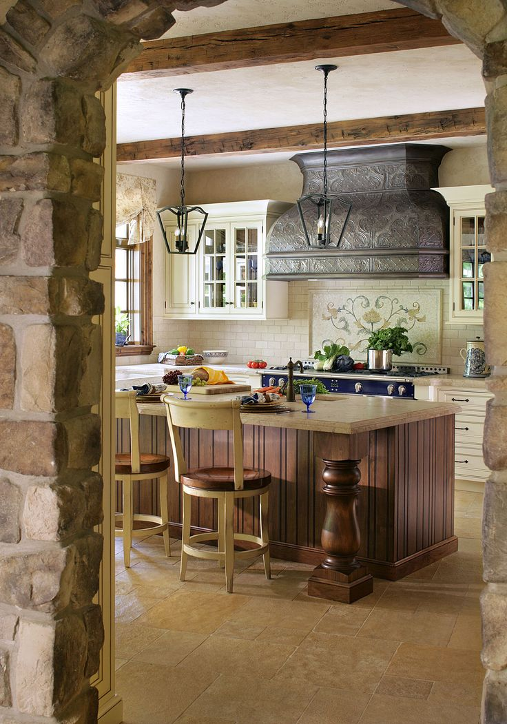 Custom Country Kitchens 236 best home: kitchen images on pinterest