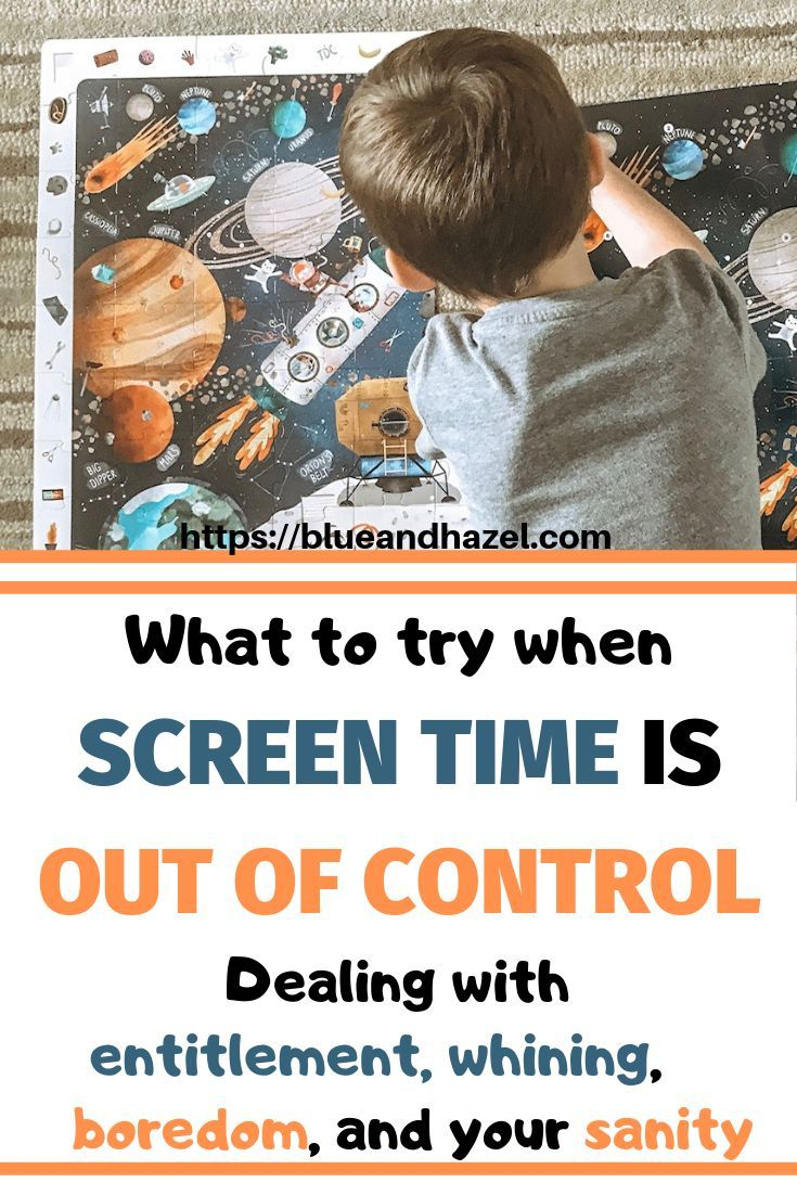 How To Reduce Screen Time For Kids And Get Them To Play Again