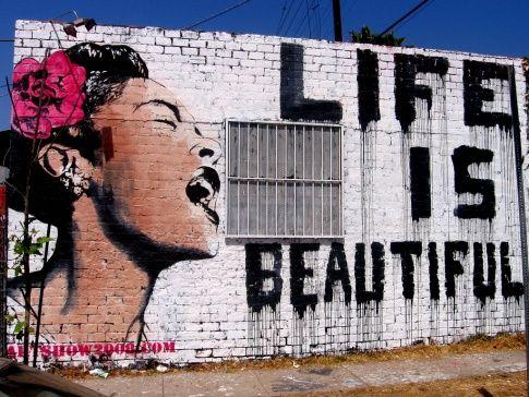 Banksy-life-is-beautiful