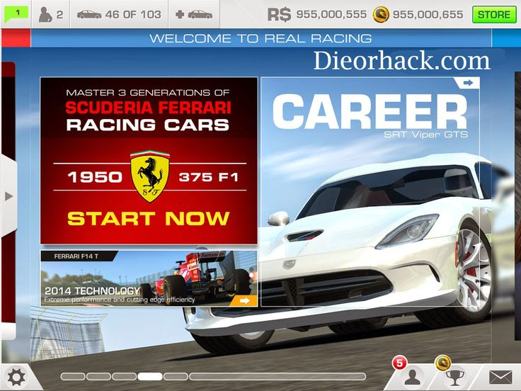 Real Racing 3 Hack - Get Free gold! Generate Unlimited ...