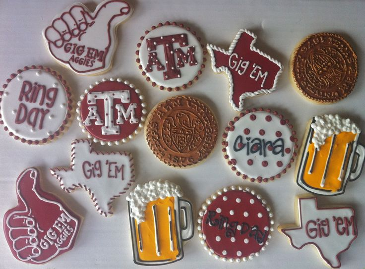 aTm Ring Dunk Cookies - HayleyCakes And Cookies