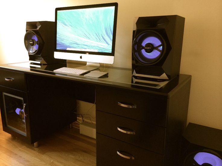 #OfficeDesign #Macintosh   Ruang kerja pengguna Apple Mac Computer - PatriotInvasion