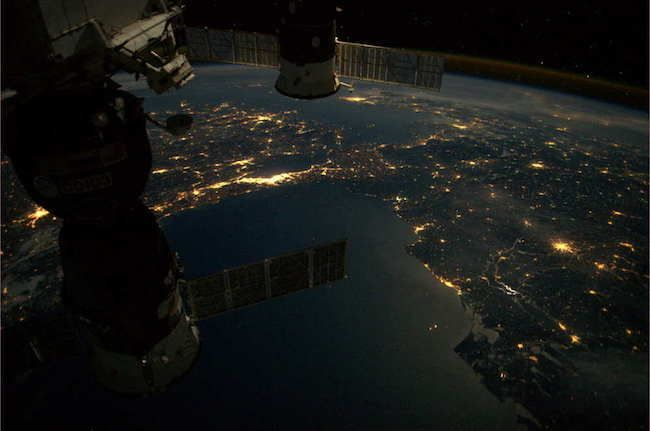 Istanbul, Turkey 30 Stunning Pictures Of Earth Taken From Space • Page 4 of 6 • BoredBug
